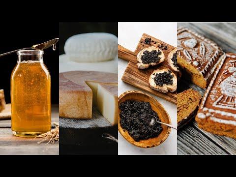 Церемония подведения итогов конкурса региональных брендов продуктов питания «Вкусы России»