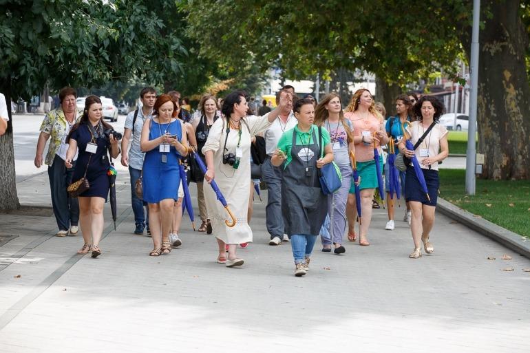 Гастрономический тур-бродилка по Краснодару
