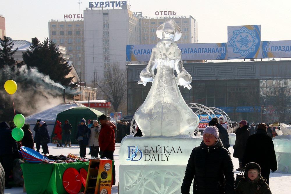 В Улан-Удэ прошёл «Праздник буузы» (фоторепортаж)