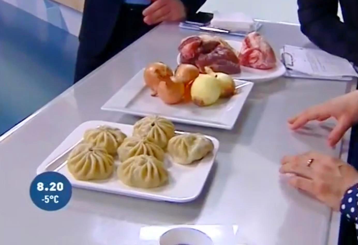 Бурятские позы на телеканале ТВК (видео)