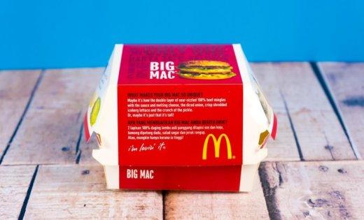 McDonald's запустил доставку еды на дом в Риге