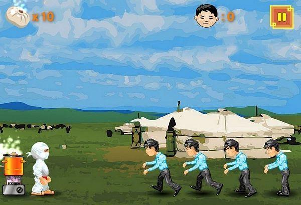 В Бурятии выпустили первую в мире компьютерную игру про буузы