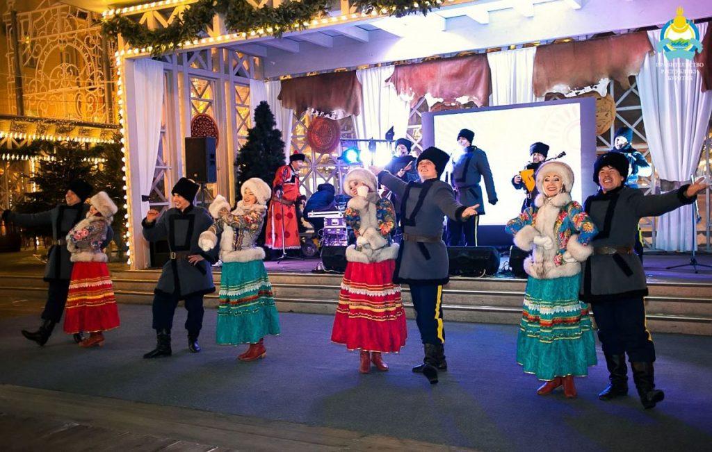 Дальневосточная ярмарка в Москве