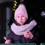 В ледовом городке прошли соревнования по скоростному поеданию пельменей