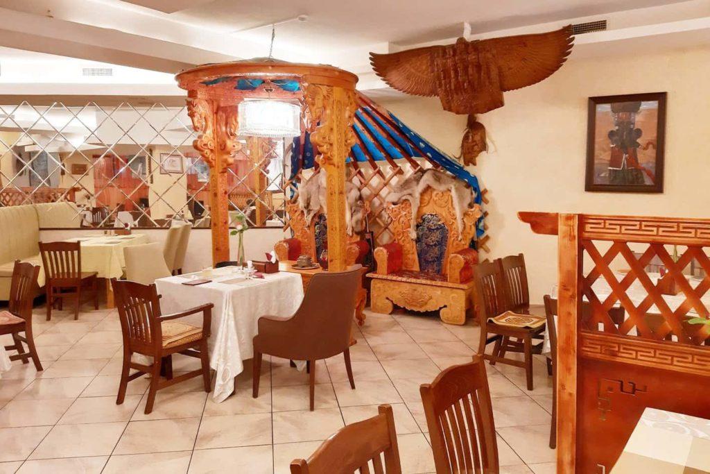 Ресторан «Сэлэнгэ»