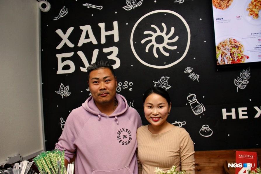 Интервью с владельцами сети «Хан буз» в Новосибирске
