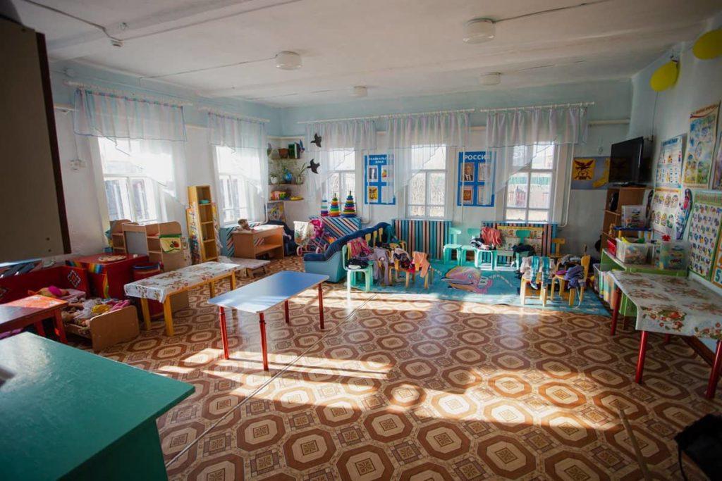 Очередь в детский сад в селе на пиках подбиралась к 200, но многие уже просто ушли в школу