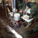 Бойцы спецназа сварили 400 бууз на юбилее читинского отряда «Кодар»