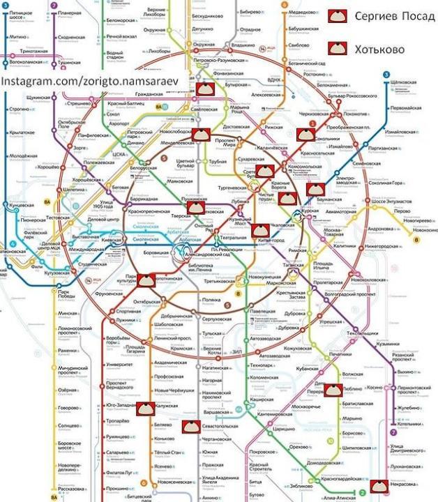 Ученый из Бурятии представил последнюю карту буузных Москвы